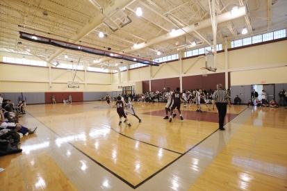 写真:バスケットボール
